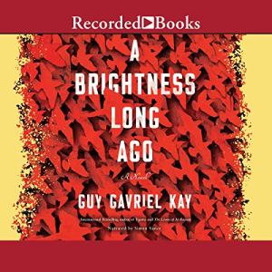 A Brightness Long Ago audiobook cover art