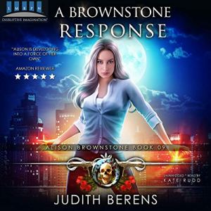 A Brownstone Response audiobook cover art