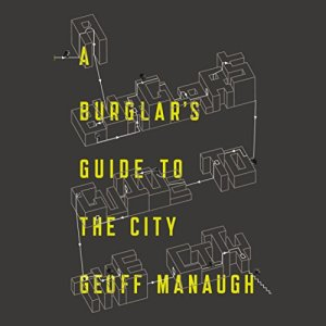 A Burglar's Guide to the City audiobook cover art