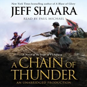 A Chain of Thunder audiobook cover art