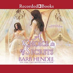 A Choice of Secrets audiobook cover art