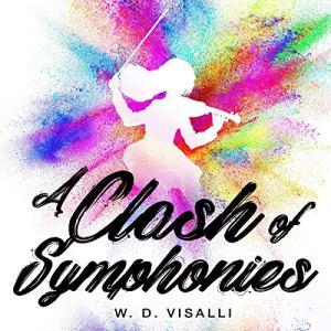 A Clash of Symphonies audiobook cover art
