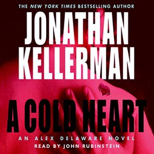 A Cold Heart audiobook cover art