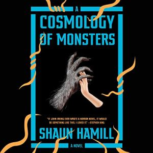 A Cosmology of Monsters audiobook cover art