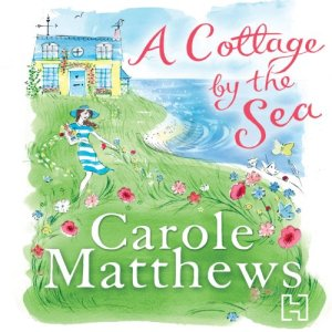 A Cottage by the Sea audiobook cover art