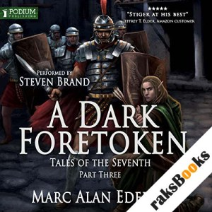 A Dark Foretoken audiobook cover art