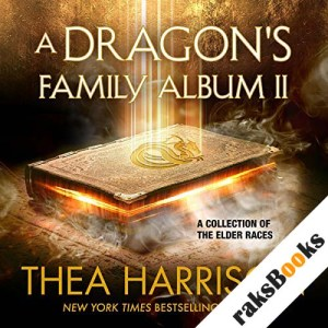 A Dragon's Family Album II: A Collection of the Elder Races audiobook cover art