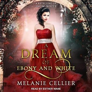 A Dream of Ebony and White audiobook cover art