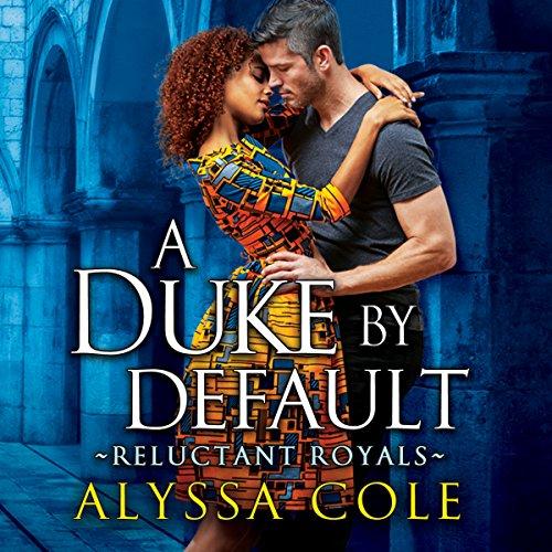 A Duke by Default audiobook cover art