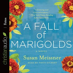 A Fall of Marigolds audiobook cover art