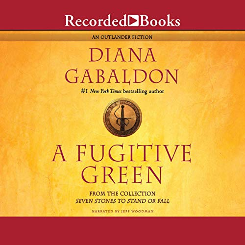 A Fugitive Green audiobook cover art