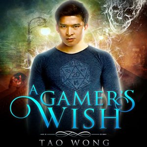 A Gamer's Wish audiobook cover art