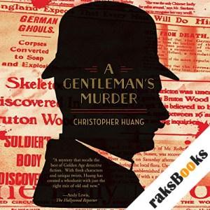 A Gentleman's Murder audiobook cover art