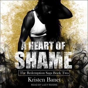 A Heart of Shame audiobook cover art