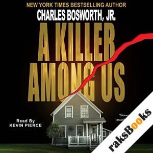 A Killer Among Us audiobook cover art