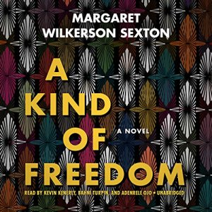 A Kind of Freedom audiobook cover art