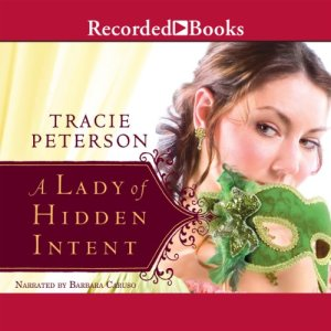 A Lady of Hidden Intent audiobook cover art
