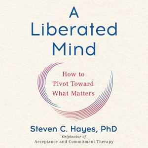 A Liberated Mind audiobook cover art