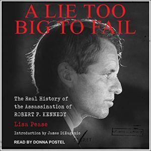 A Lie Too Big to Fail audiobook cover art