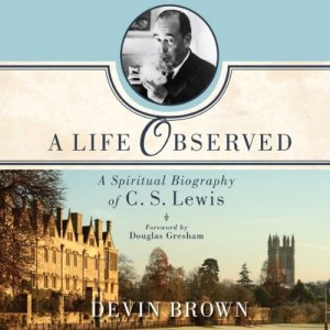 A Life Observed audiobook cover art