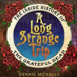 A Long Strange Trip audiobook cover art