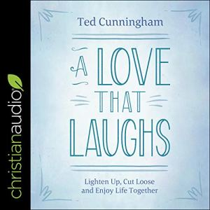 A Love That Laughs audiobook cover art