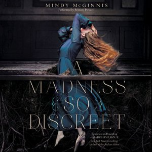 A Madness So Discreet audiobook cover art