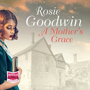 A Mother's Grace audiobook cover art
