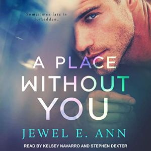 A Place Without You audiobook cover art