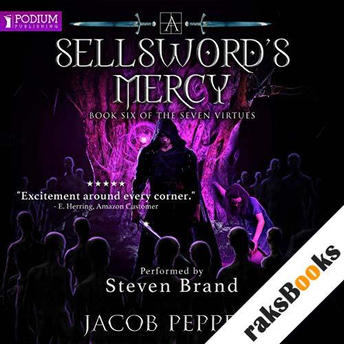 A Sellsword's Mercy audiobook cover art