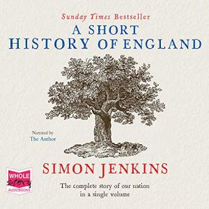 A Short History of England audiobook cover art