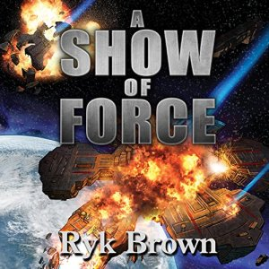 A Show of Force audiobook cover art