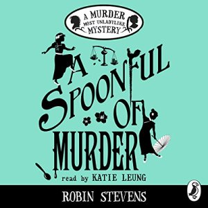 A Spoonful of Murder audiobook cover art