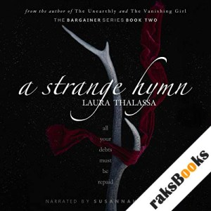 A Strange Hymn audiobook cover art