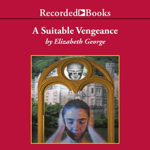 A Suitable Vengeance audiobook cover art