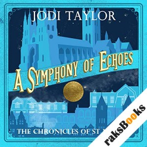 A Symphony of Echoes audiobook cover art