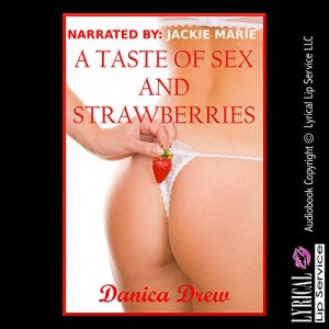 A Taste of Sex and Strawberries audiobook cover art