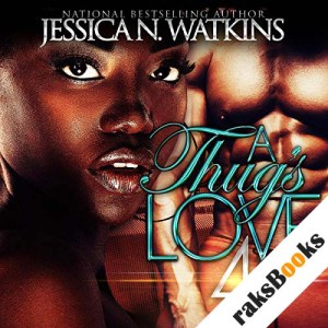 A Thug's Love 4 audiobook cover art
