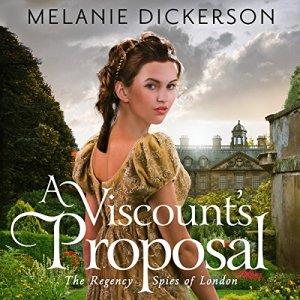 A Viscount's Proposal audiobook cover art