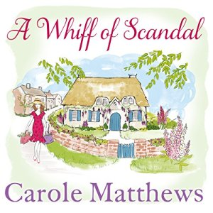 A Whiff of Scandal audiobook cover art