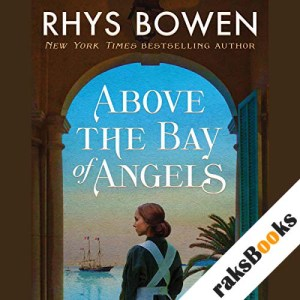 Above the Bay of Angels audiobook cover art