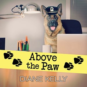 Above the Paw audiobook cover art