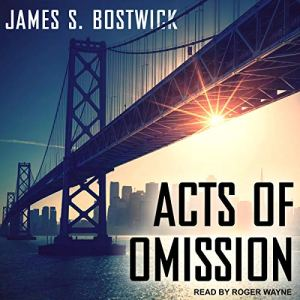Acts of Omission audiobook cover art