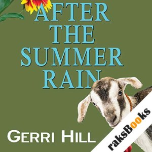 After the Summer Rain audiobook cover art