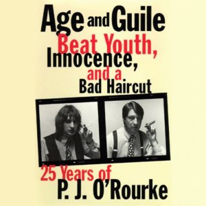 Age and Guile Beat Youth, Innocence, and a Bad Haircut audiobook cover art