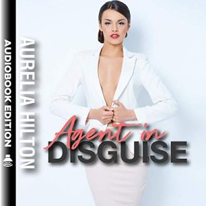 Agent in Disguise audiobook cover art