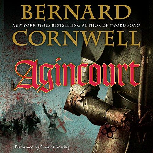 Agincourt audiobook cover art
