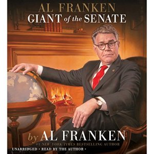 Al Franken, Giant of the Senate audiobook cover art