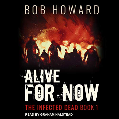 Alive for Now audiobook cover art