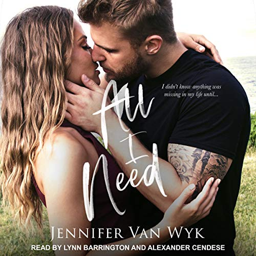 All I Need audiobook cover art